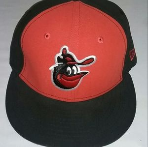 Baltimore Orioles Fitted New Era Hat